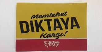 CHP'de 'Hayır'lı Propaganda