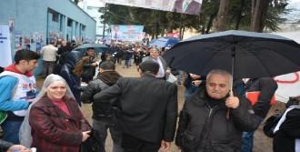 CHP'de Promasyonlu  Ön Seçim