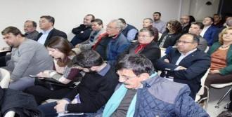 CHP'de Referandum Toplantısı Yapıldı