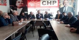 Chp'den Boztepe'de İstifa Açıklaması