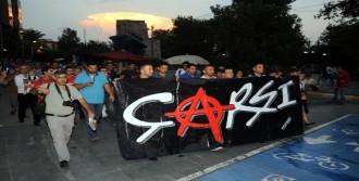 CHP'den Çarşıya Destek Yürüyüşü
