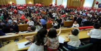 CHP'den 23 Nisan Resepsiyonu
