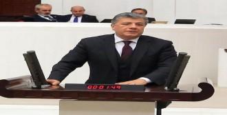 İzmir'deki İmar Konusunu Meclis'e Taşıdı