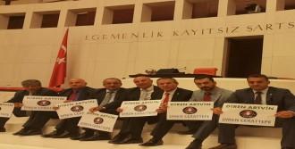 Chp'li Bazı Milletvekillerinden Artvin İçin 24 Saatlik Genel Kurul Oturma Eylemi