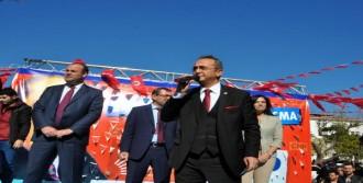 'Tezcan'dan Erdoğan'a Ağır Eleştiri'