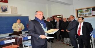 CHP'li İnce Oyunu Yalova'da Kullandı