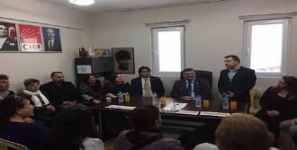 CHP'li Sındır Foça'da 'Hayır'ı Anlattı