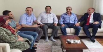 CHP'li Tarhan'dan Anlamlı Ziyaret