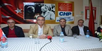 CHP'li Tezcan'dan Kayyum Yorumu