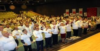 CHP'liler Kurul Toplantısına Egzersizle Başladı