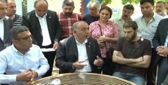 CHP'lilerden Ermeni Yetimhanesi'ne Ziyaret