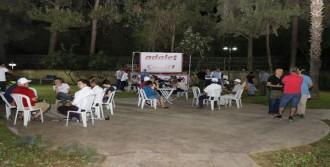 CHP'nin 'Adalet Çadırı' Kaldırıldı