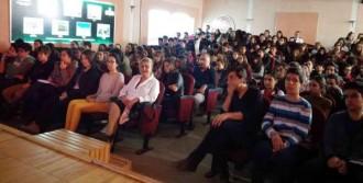 Cihat Kora Anadolu Lisesi'nden Bilimsel Yolculuk