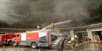 Çin'de Otel Yangını: En Az 10 Ölü
