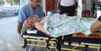 Çine'de 2 Kişi Av Tüfeğiyle Yaralandı