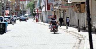 Nusaybin'de Kepenkler Açılmadı