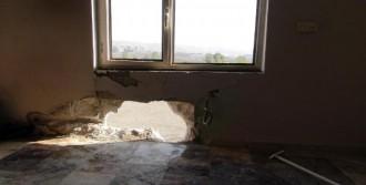 Cizre'de Öğretmenevine Roketli Saldırı
