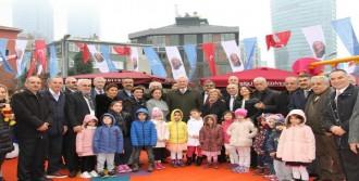 Çocuklar İçin 'Adalet Parkı' Açıldı