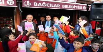 Çocuklar İçin Kitap Fuarı Açıldı