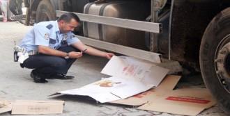 Çöp Toplama Kamyonunun Çarptığı Suriyeli Çocuk Öldü