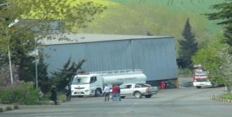 Döküm Fabrikasında Patlama: 7 Yaralı