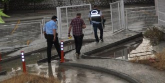 Pompalı Tüfekle Otoparkı Bastılar