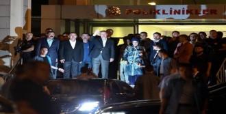 Erdoğan, Albayrak Ailesini Ziyaret Etti