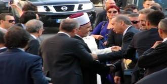 Saraybosna'da Hünkar Camii'nin Açılışına Katıldı