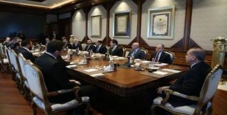 Cumhurbaşkanı Erdoğan'a TBF'den Ziyaret