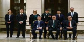 Cumhurbaşkanı Erdoğan'a Büyükelçiden Güven Mektubu