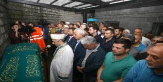 Erdoğan'ın Dayısı Toprağa Verildi