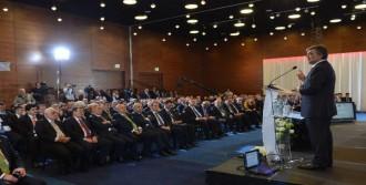 Gül, Türk - Gürcü İş Forumu Kapanış Oturumunda Konuştu