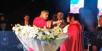 Cumhuriyet Bayramı Kutlamasında Evlendiler