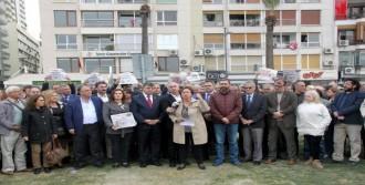 Cumhuriyet Gazetesi'ne Yönelik Operasyona, İzmir'den Tepki