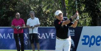 Şirketler Golf Turnuvasında Yarışıyor
