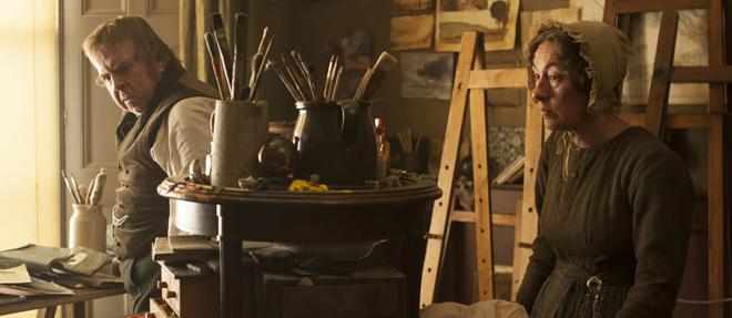 'Mr. Turner' Yakında Vizyonda