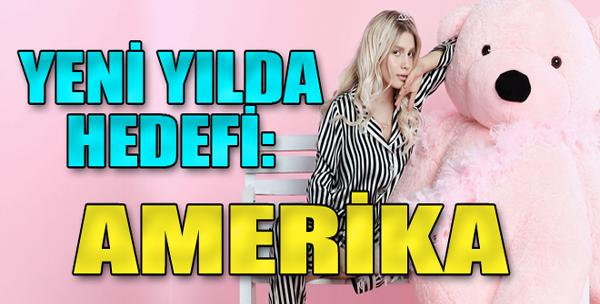 Aleyna Tilki'nin Hedefi...