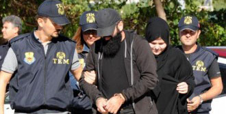 Suriye'ye Gidemeden Yakalandılar