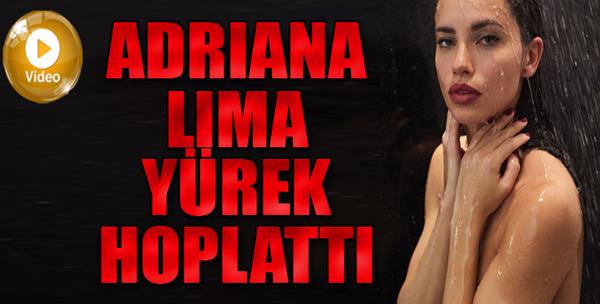 Adriana Lima'dan Paskalya Pozları