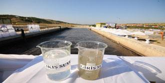 İzmir'in Arıtmalarına 24 Saat Gözetim