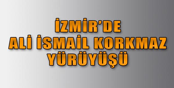 Ali İsmail Korkmaz Kararı İzmir'de Protesto Edildi