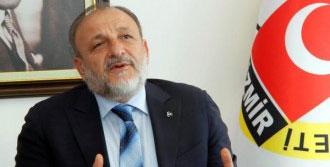 'Pankartlarımız İndirildi Erdoğan'ınkiler Kondu
