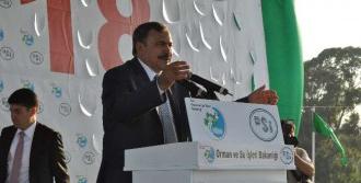 Bakan'dan 'Milyonluk' Açılış
