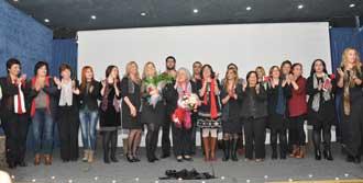 CHP Aliağa İlçe Örgütü'nden Anlamlı 8 Mart
