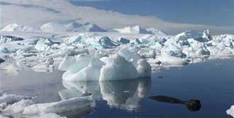 Güney Kutbu'nda Alarm
