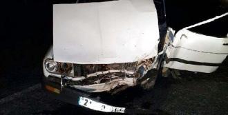 Ceylanpınar'da Kaza: 8 Yaralı
