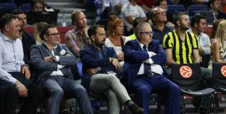 Fenerbahçe Ülker Dördüncü Tamamladı