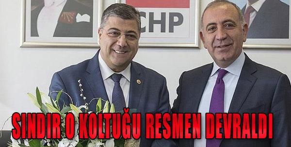 Sındır Artık CHP Genel Sekreteri
