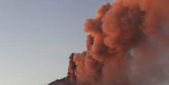 Ekvador'da Yanardağ Alarmı