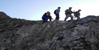 2 Çocuğu Jandarma ve Afad Kurtardı